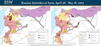 Syria Map Of Control by Isw Blog Russia Lays A Trap In Syria