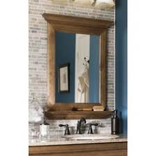 Bathroom Mirrors At Lowes by Shop Allen Roth Palencia 30 In W X 34 In H Espresso Rectangular