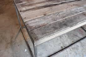 rustic grey coffee table making wood table top descargas mundiales com