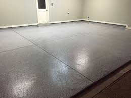 High Quality Laminate Flooring Polyaspartic And Epoxy Garage Floors Installation