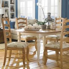 Rope Table L Bassett Custom Oval Dining Table 4469 4466 With Rope Legs 48