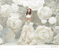 backdrop wedding korea white blossom pre wedding pre wedding weddings