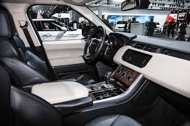 Classic Range Rover Interior 2016 Land Rover Range Rover Sport Reviews And Rating Motor Trend