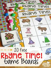 best 25 rhyming games ideas on pinterest rhyming activities