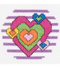 bucilla my 1st mini counted cross stitch kit joann