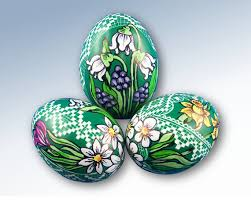 decorative eggs that open easter eggs pysanky painted decorative chicken egg pysanka