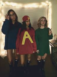 Proud Family Halloween Costume by Alvin And The Chipmunks Halloween Costume Halloween Pinterest