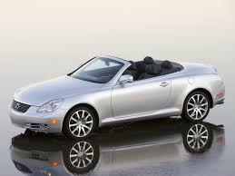 lexus convertible 2008 lexus sc review and photos
