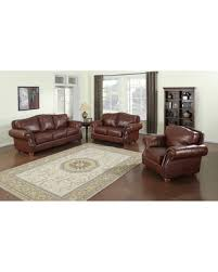 Ital Leather Sofa Sale Brandon Distressed Whiskey Italian Leather Sofa