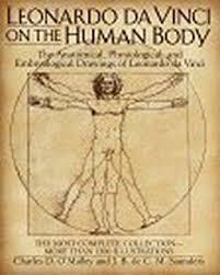 leonardo da vinci the anatomy of man drawings from the