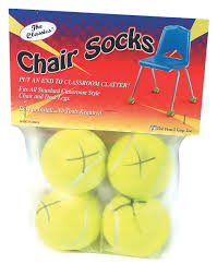 chair foot covers chair socks floor protectors value pack classroom direct