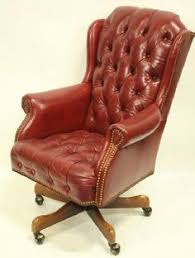 Red Leather Office Chair Tanner Leather Desk Chair Ethan Allen Beach House Fantasy