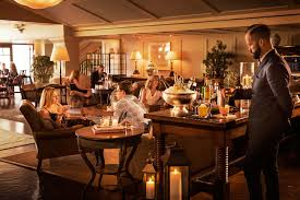 Livingroom Bar by Santa Monica Hotel Luxury Beach Hotel The Iconic Shutters On