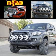tacoma grill light bar light bar 2016 2017 toyota tacoma light bar 2016 2017 toyota tacoma