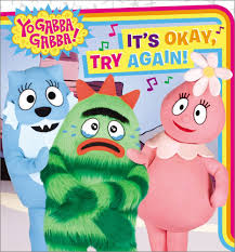 Yo Gabba Gabba Images by It U0027s Okay Try Again Yo Gabba Gabba Ellie Seiss
