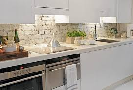 kitchen with brick backsplash brick backsplash how to install a brick backsplash in a