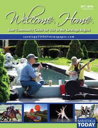 home made theater saratoga welcome home 2017 2018 by saratoga today issuu