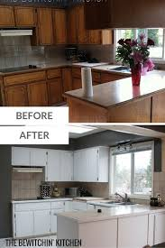 steps to paint oak kitchen cabinets painting kitchen cabinets transforming dated 1970s oak
