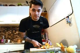 cuisine tv mon chef bien aimé geoffrey degros le candidat orléanais de top chef nous a ouvert sa