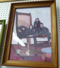 Lily Tomlin Rocking Chair Desert Reflections Amana Colonies