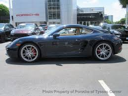 porsche cayman 2017 porsche 718 cayman s coupe at porsche of tysons corner
