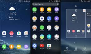 apk laucher install samsung galaxy s8 touchwiz launcher apk on all samsung