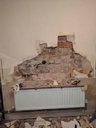 uncovering a hidden fireplace u2013 were all mad here