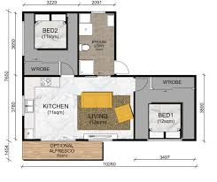 kalang granny flat designs and floor plans sydney