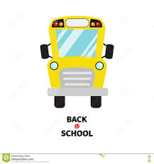 yellow bus with kids stock photography image 26388192