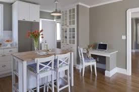 peinture cuisine meuble blanc cuisine meubles blanc et peinture gris taupe