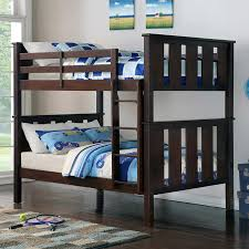 mason full over full bunk bed set