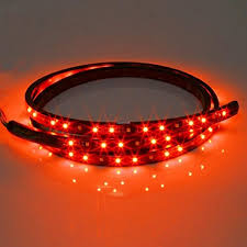 orange led light bar e cowlboy 60 red white trunk tailgate tail gate led light bar for