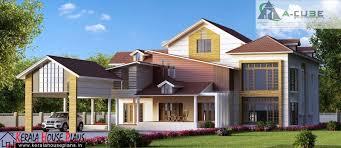 beautiful kerala single floor contemporary house design kerala