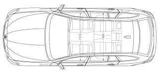 ferrari sketch side view outline drawing of drift cars free download clip art free clip