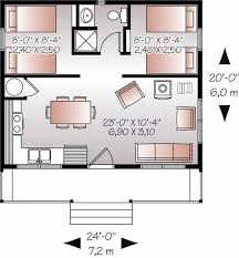 vacation home plans small http www theplancollection house plans home plan 23591