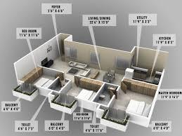 3 bhk house plans as per vastu house and home design