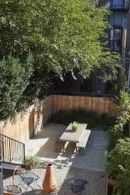 sustainable solutions a modern garden for a historic townhouse in