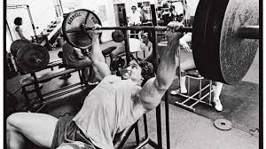 Bench Press Workout Routine Chart Arnold Schwarzenegger U0027s Ultimate Training Guide Muscle U0026 Fitness