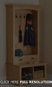 hall tree bench shoe coat storage images with charming hall tree