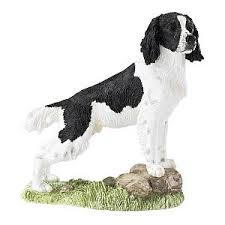 springer spaniel figurine ornament springer spaniel figurines