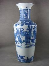 Blue Vase Story White Pre 1800 Antique Chinese Vases Ebay