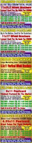 Business Cards Cheap 12 For 1000 Eddm Postcard Brochures Vinyl Banner Printing 512 573 1977