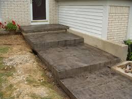 michigan concrete contractor specializing in concrete porches