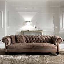 Square Chesterfield Sofa by Italian Leather Modern Chesterfield Sofa Juliettes Interiors