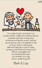 wedding registry money for house 5 x wedding poem cards for invitations money gift honeymoon