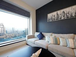 apartment vacation bay loft west tower burj khalifa view dubai
