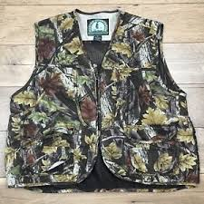 Rugged Outdoor Gear New Master Sportsman Rugged Outdoor Gear Camo Vest Mens Size Xl Ebay
