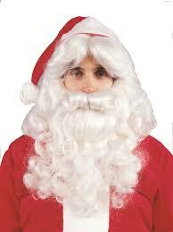 santa beard professional santa beard wig set