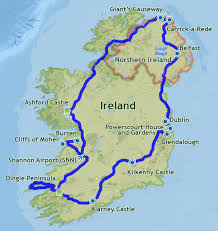 Dingle Ireland Map Heritage U0026 Healthcare In The Two Irelands 2014 Conference Updates