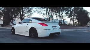 Nissan 350z Coupe - nissan 350z coupe tuning crazy drift full hd 1080p trap supercar